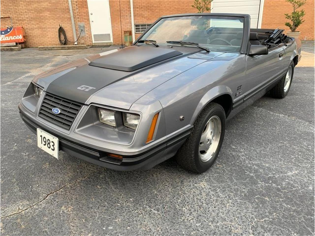 1983 Ford Mustang (CC-1421357) for sale in Punta Gorda, Florida