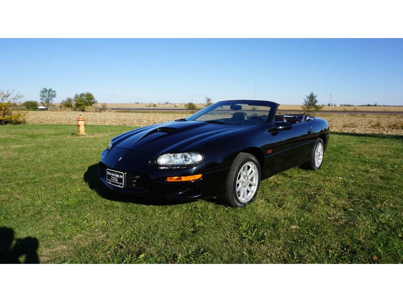 2001 Chevrolet Camaro (CC-1421372) for sale in Clarence, Iowa