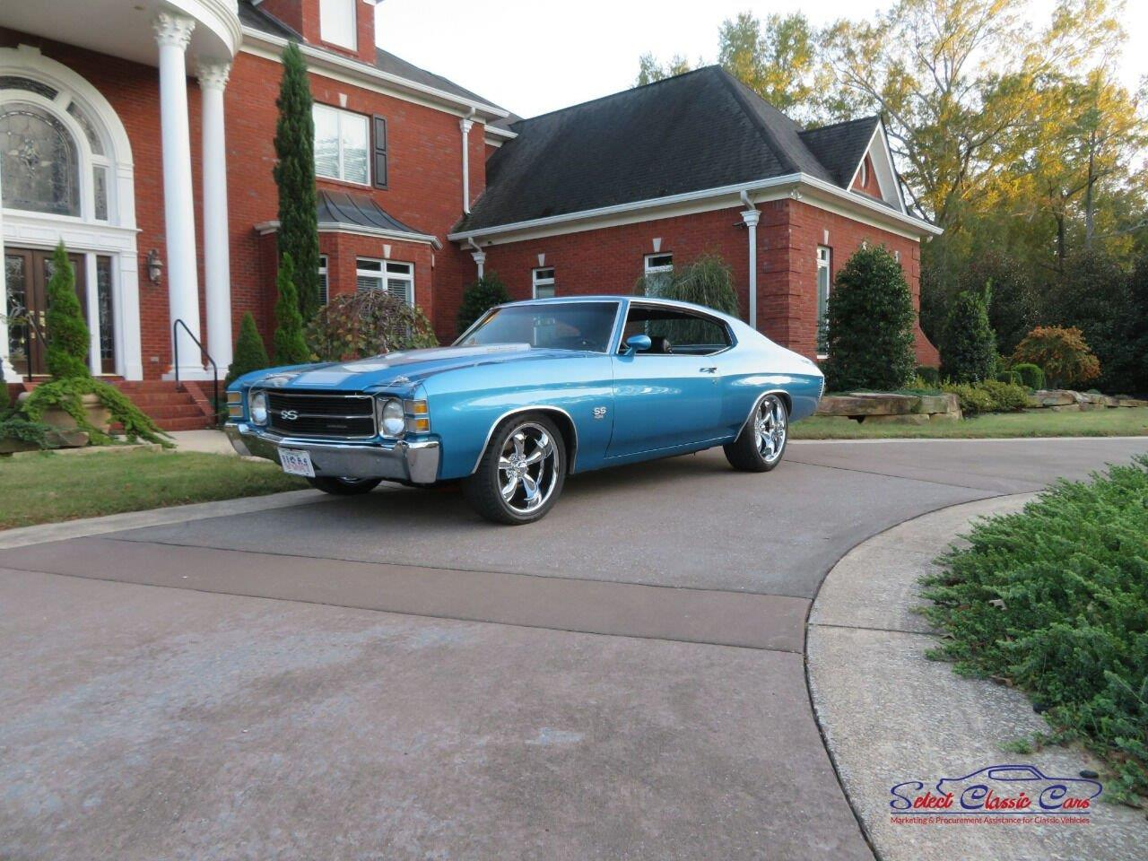 1971 Chevrolet Chevelle (CC-1421375) for sale in Hiram, Georgia