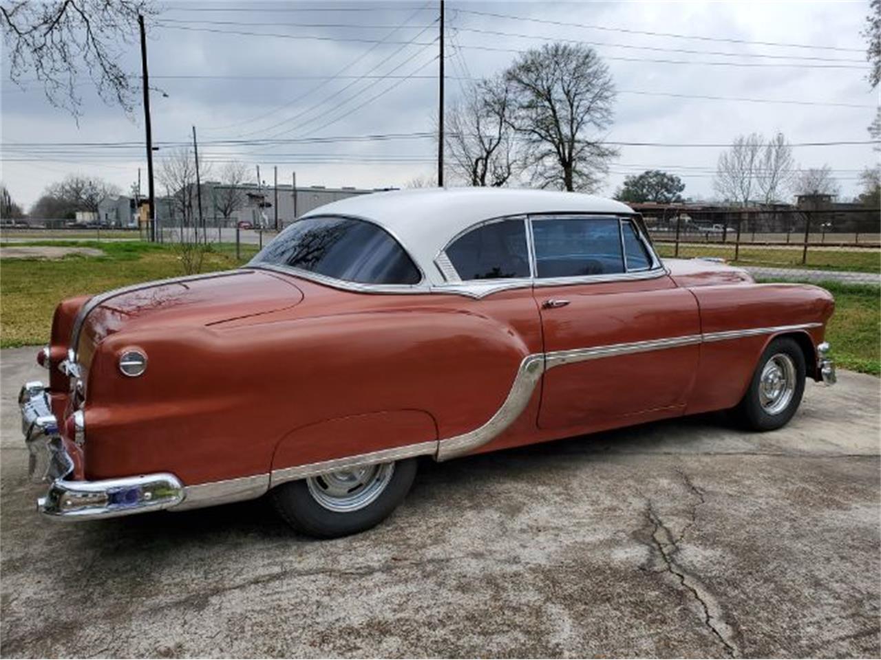 1954 Pontiac Chieftain (CC-1421377) for sale in Cadillac, Michigan