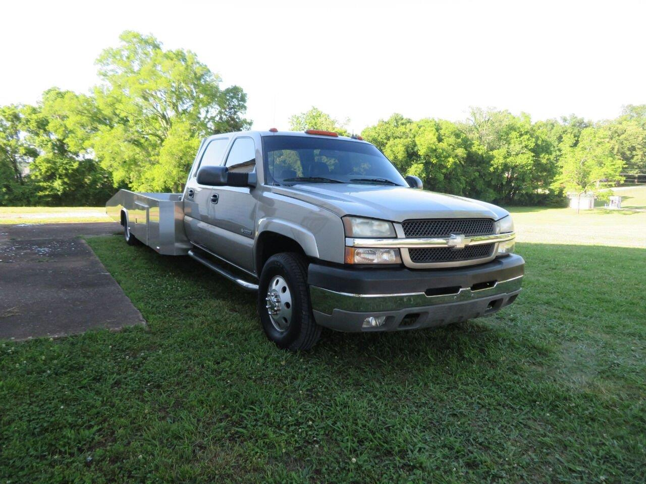 2003 Chevrolet Silverado (CC-1421384) for sale in Hiram, Georgia