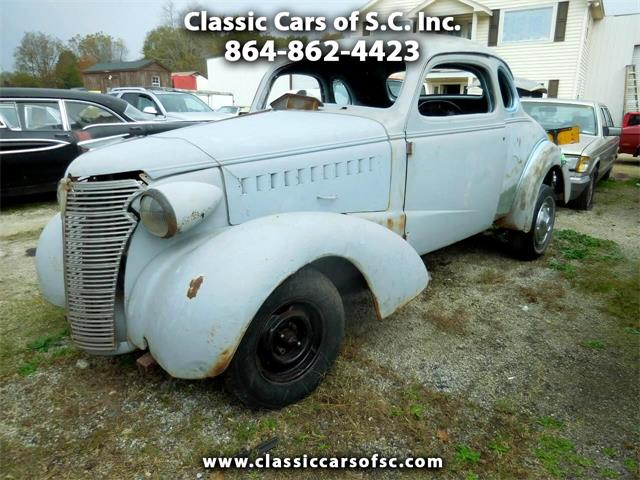 1938 Chevrolet Coupe (CC-1421385) for sale in Gray Court, South Carolina