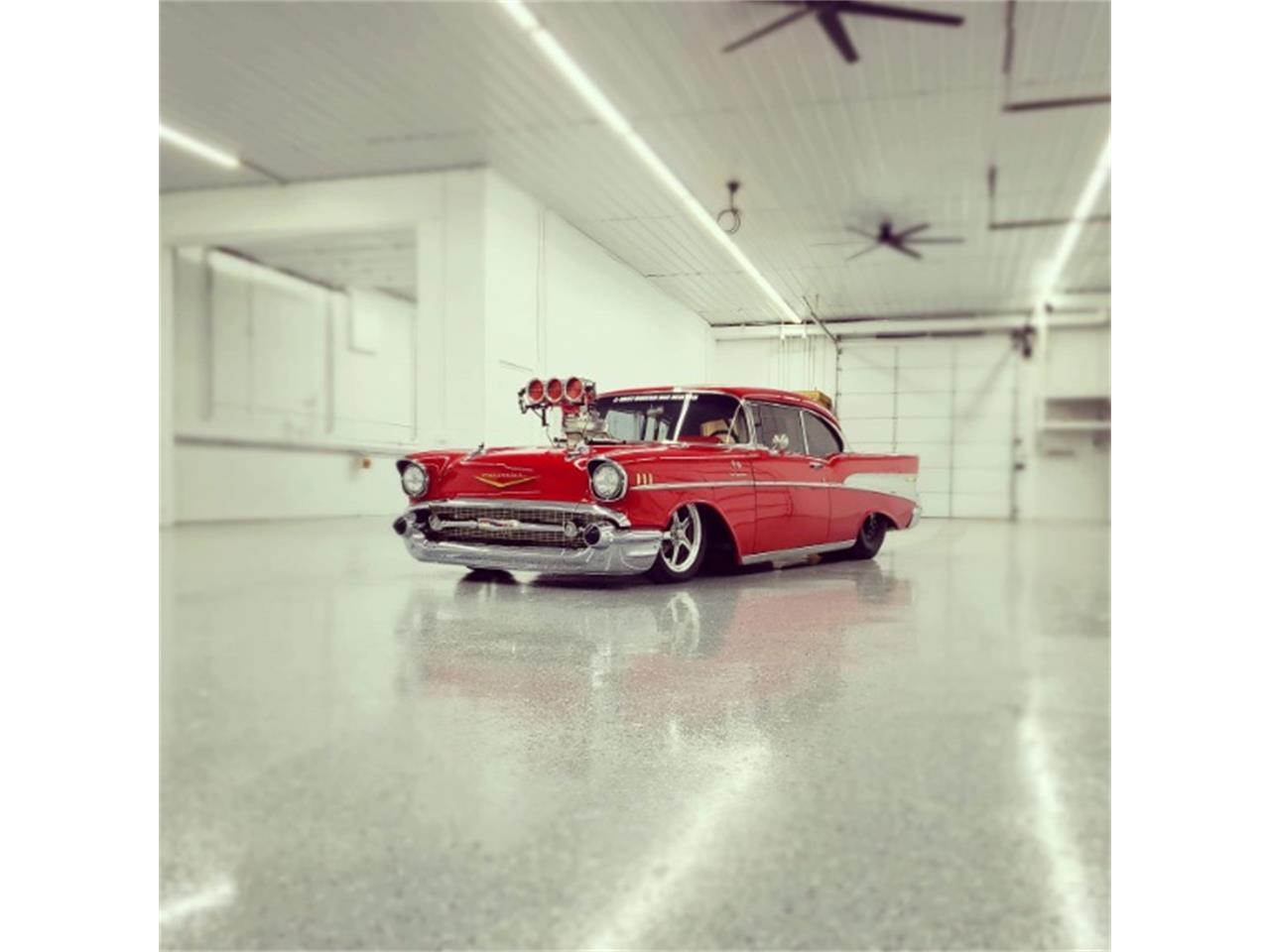 1957 Chevrolet Bel Air (CC-1421387) for sale in Mundelein, Illinois