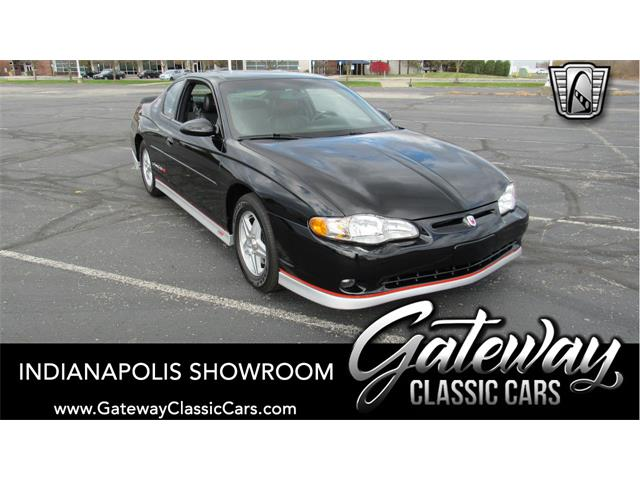 2002 Chevrolet Monte Carlo (CC-1421398) for sale in O'Fallon, Illinois