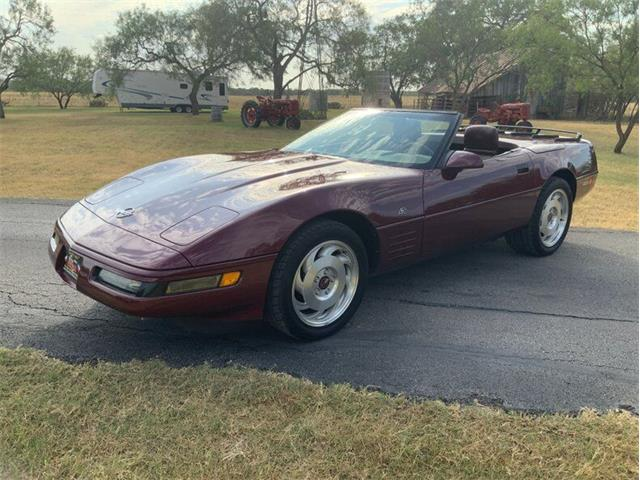 1993 Chevrolet Corvette (CC-1421399) for sale in Fredericksburg, Texas