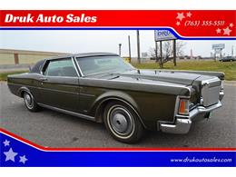 1970 Lincoln Continental (CC-1421403) for sale in Ramsey, Minnesota