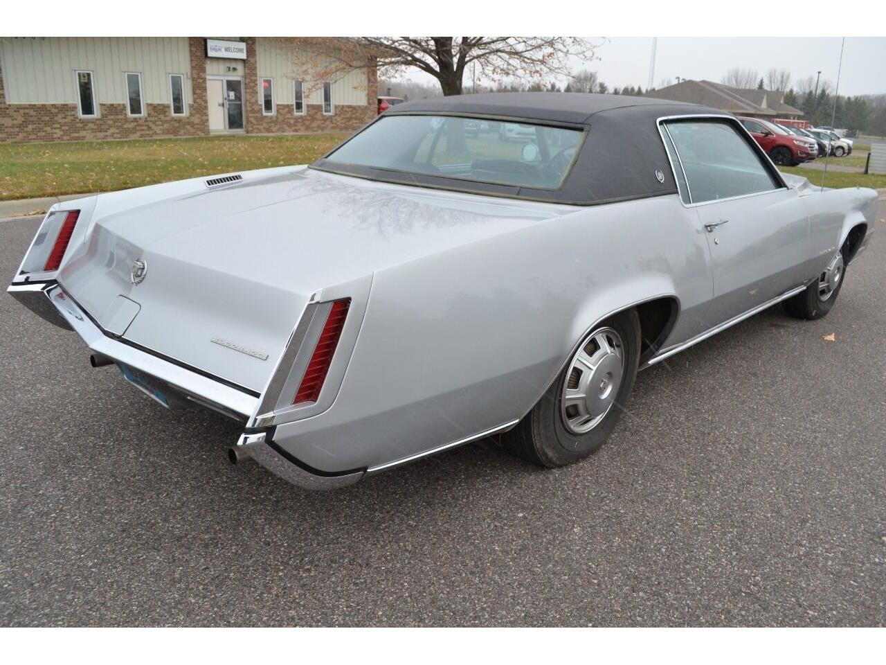 1967 Cadillac Eldorado (CC-1421406) for sale in Ramsey, Minnesota