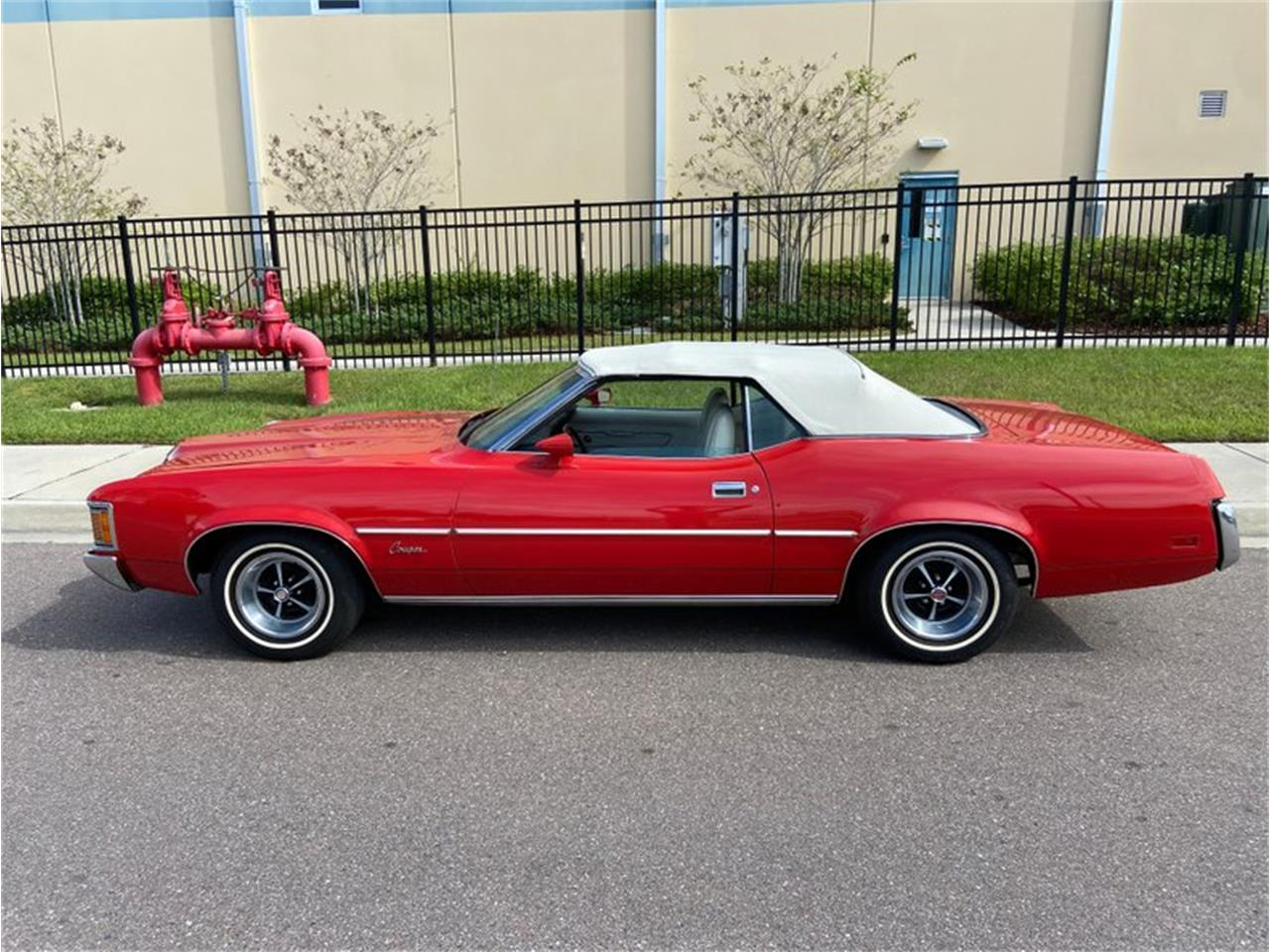 1972 Mercury Cougar (CC-1421407) for sale in Clearwater, Florida