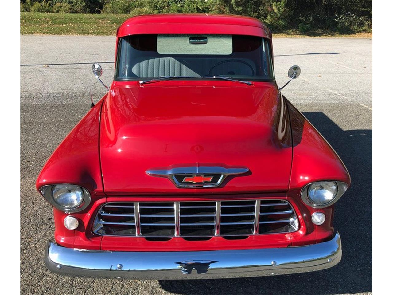 1956 Chevrolet 1/2-Ton Pickup (CC-1421416) for sale in West Chester, Pennsylvania