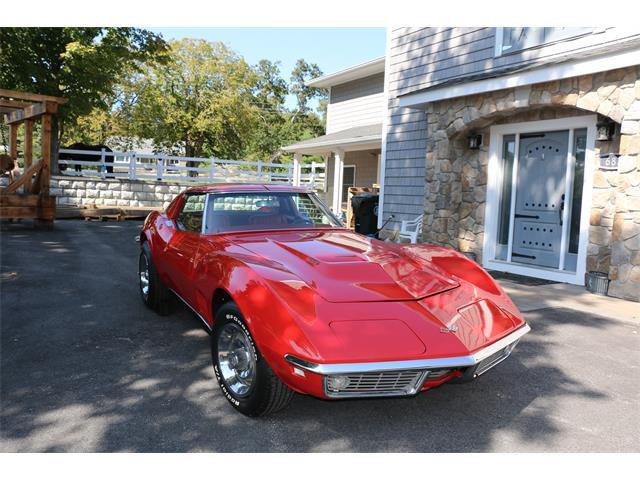 1968 Chevrolet Corvette (CC-1420142) for sale in Swansea, Massachusetts