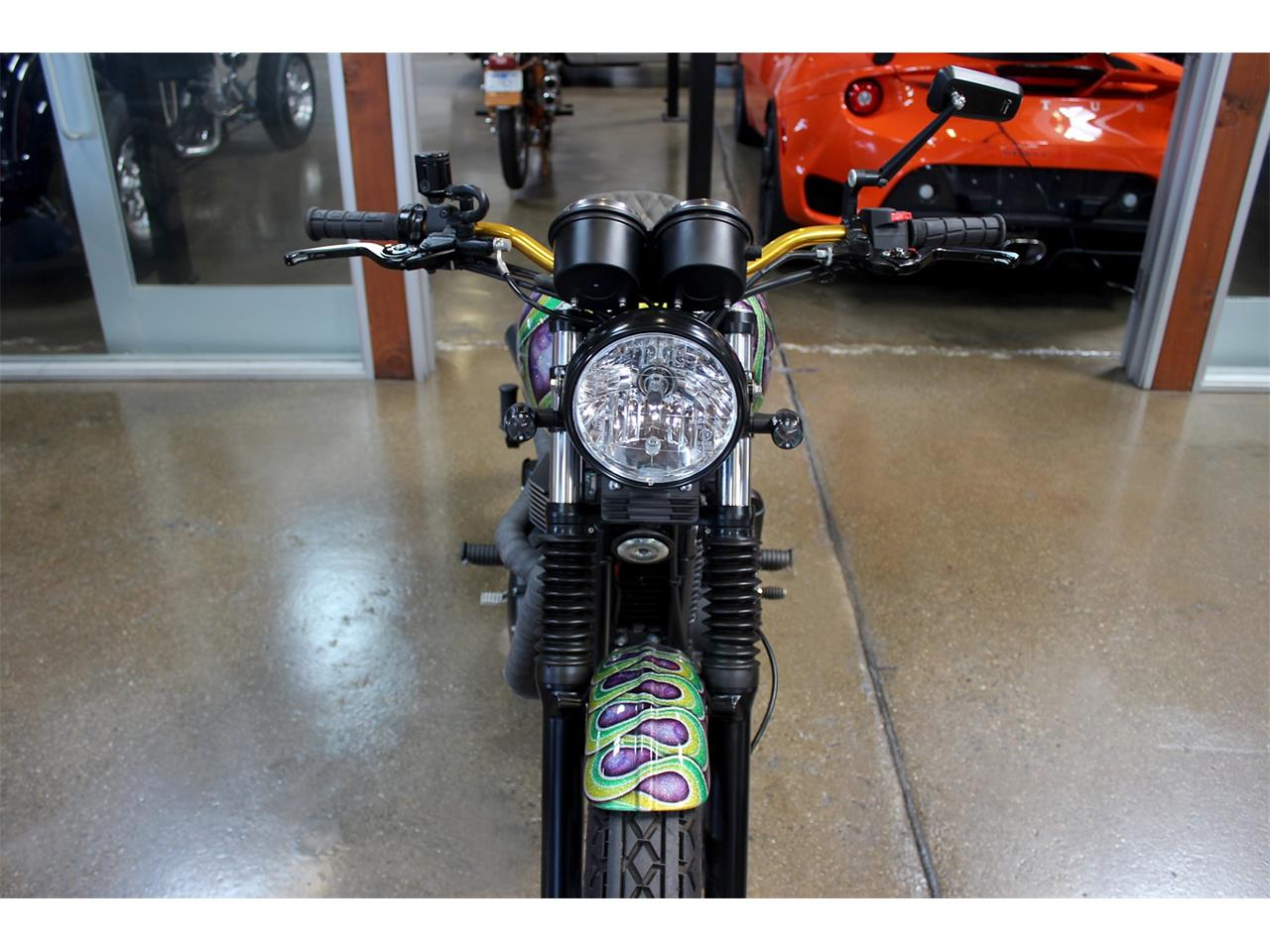 2014 Triumph Motorcycle (CC-1421422) for sale in San Carlos, California