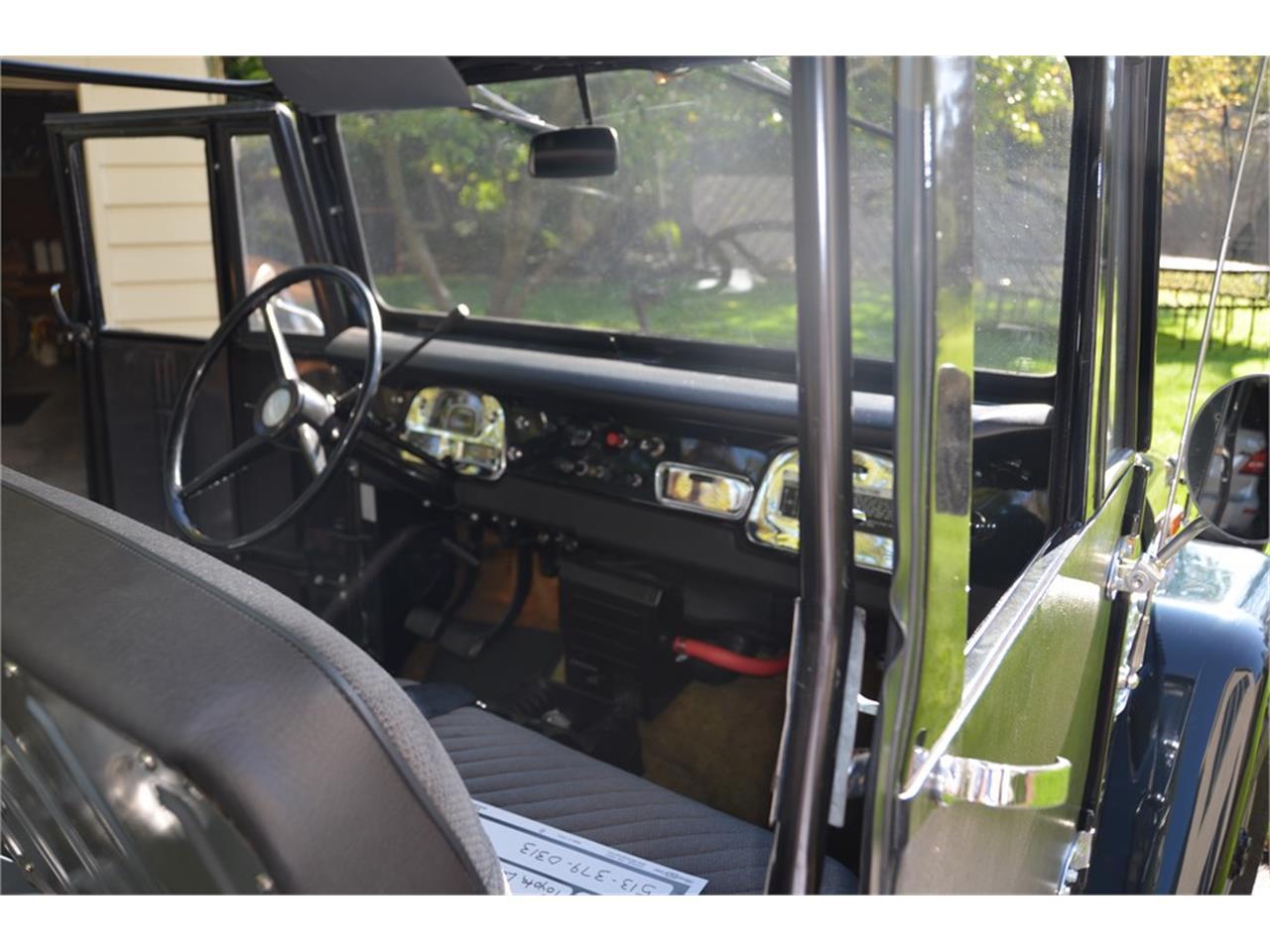 1970 Toyota Land Cruiser FJ (CC-1421426) for sale in Columbus, Ohio