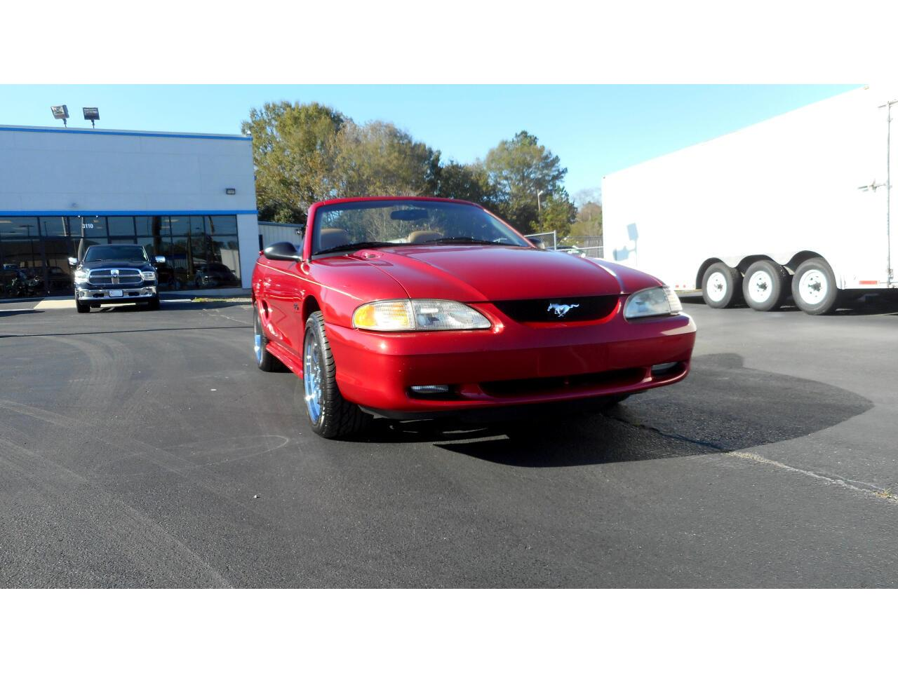 1996 Ford Mustang (CC-1421436) for sale in Greenville, North Carolina