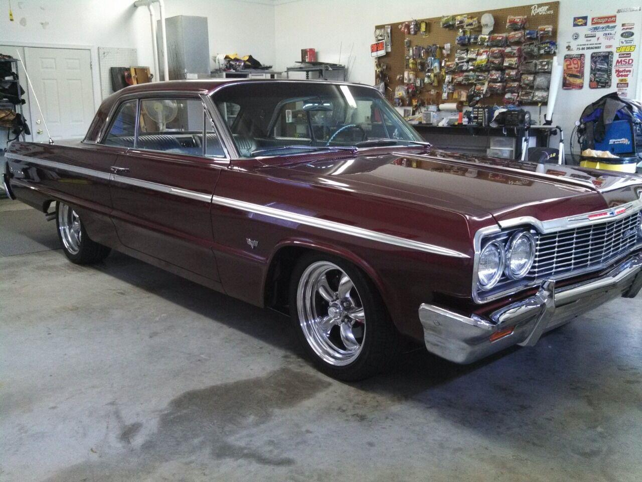 1964 Chevrolet Impala SS (CC-1421442) for sale in Clarksburg, Maryland