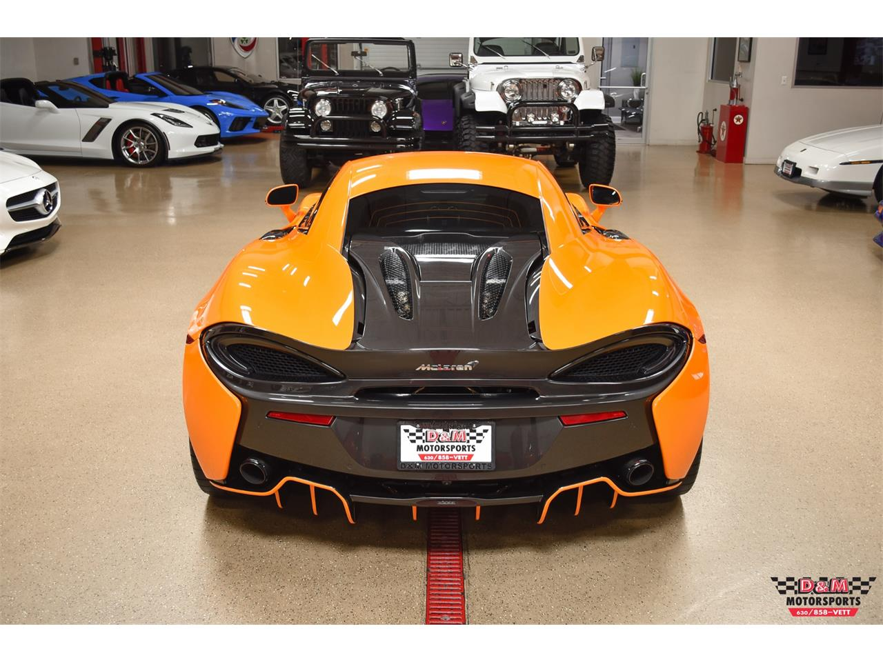 2017 McLaren 570S (CC-1421443) for sale in Glen Ellyn, Illinois
