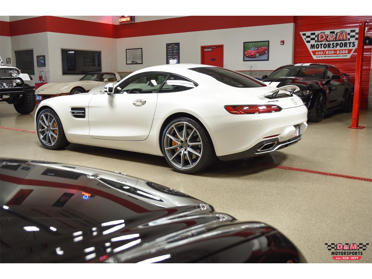 2017 Mercedes-Benz AMG (CC-1421444) for sale in Glen Ellyn, Illinois
