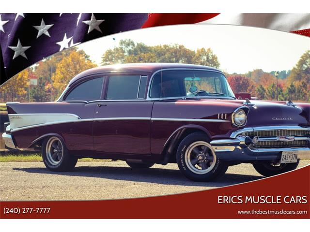 1957 Chevrolet Bel Air (CC-1421445) for sale in Clarksburg, Maryland