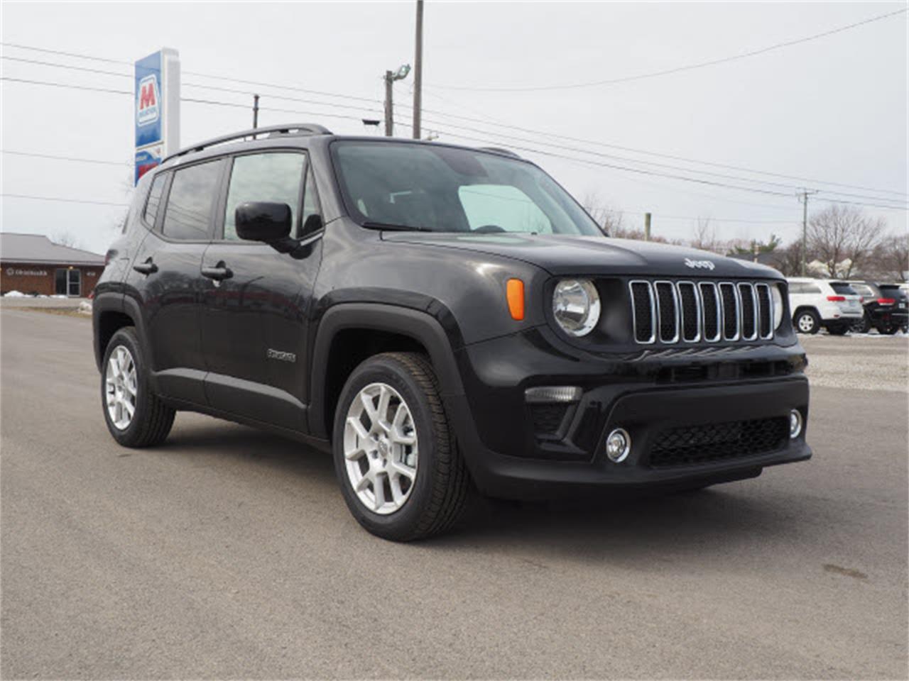 2020 Jeep Renegade (CC-1421446) for sale in Marysville, Ohio
