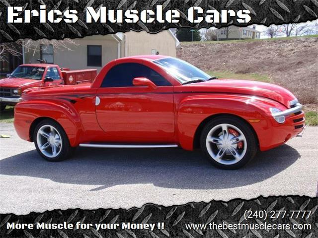 2004 Chevrolet SSR (CC-1421449) for sale in Clarksburg, Maryland
