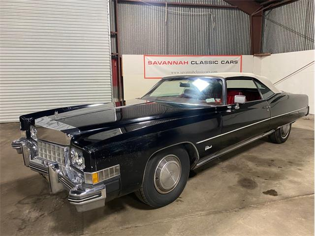 1973 Cadillac Eldorado (CC-1421453) for sale in Savannah, Georgia