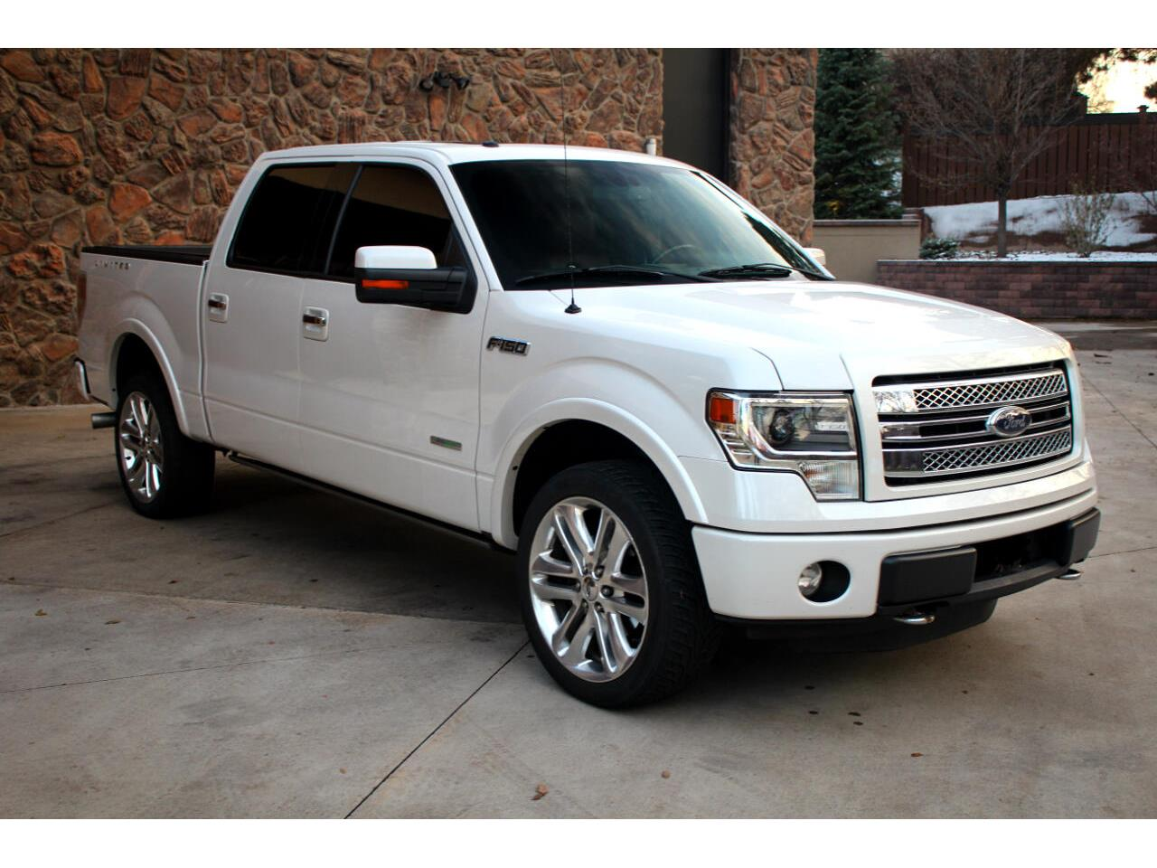 2013 Ford F150 (CC-1421455) for sale in Greeley, Colorado