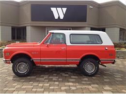 1972 Chevrolet Blazer (CC-1421456) for sale in Milford, Ohio