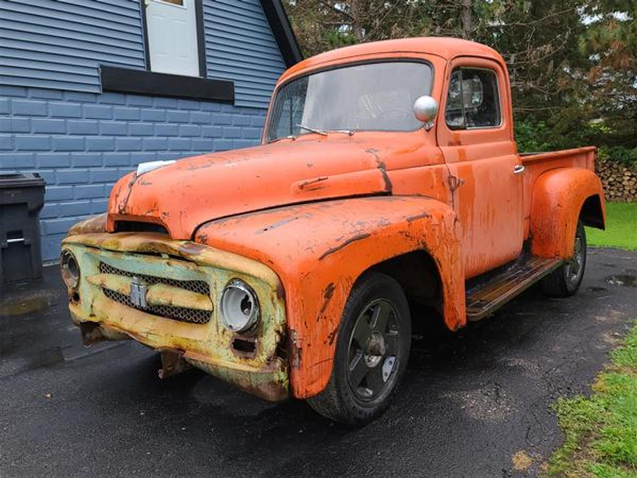 1953 International R110 (CC-1421457) for sale in New Ulm, Minnesota