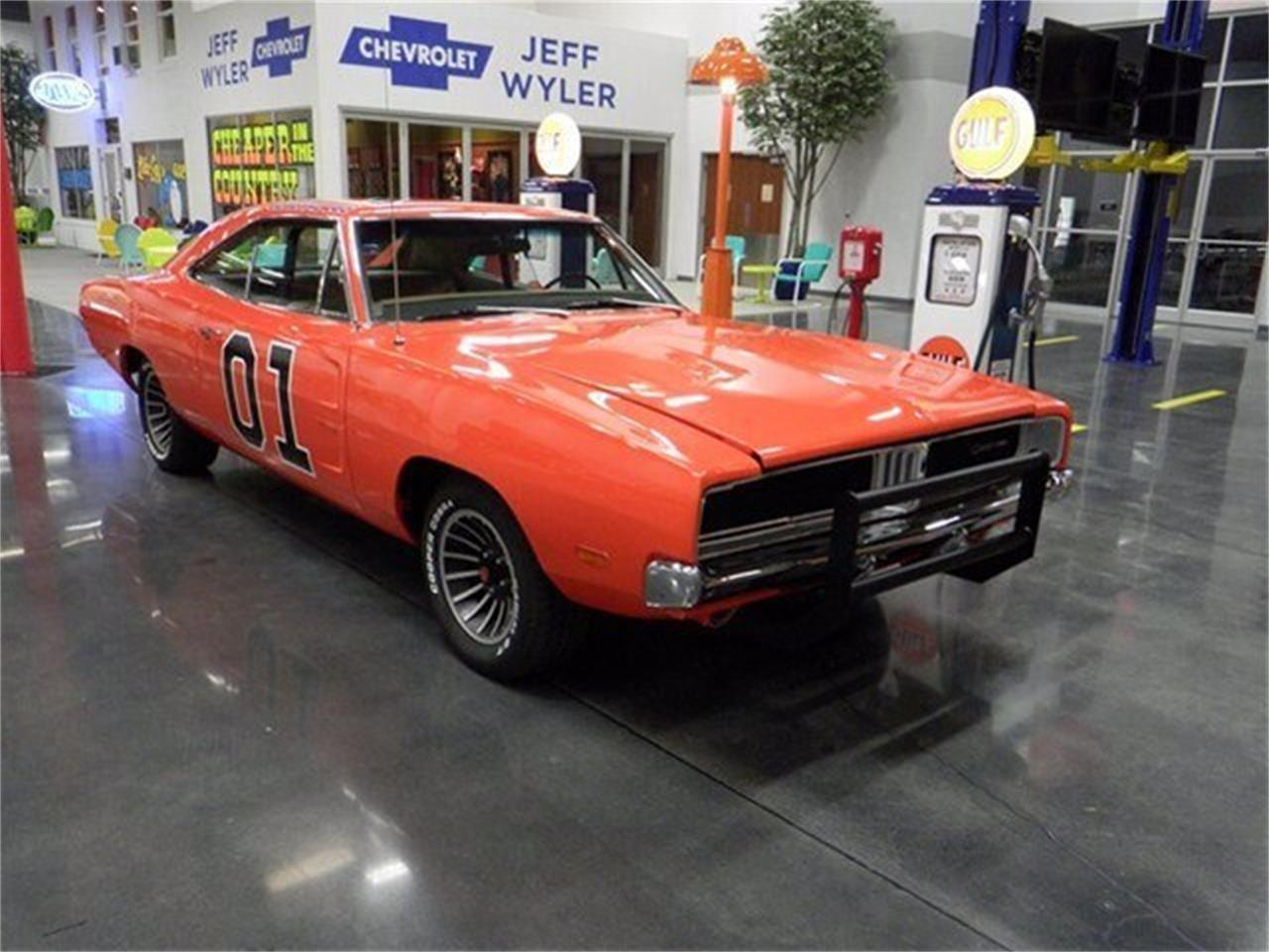 1969 Dodge Charger (CC-1421458) for sale in Milford, Ohio