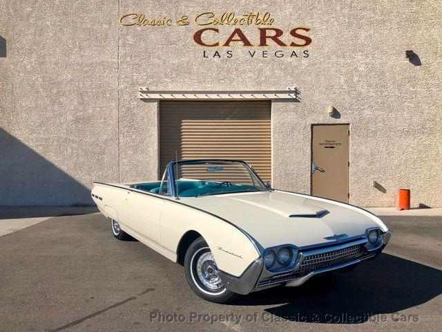 1962 Ford Thunderbird (CC-1421459) for sale in Las Vegas, Nevada