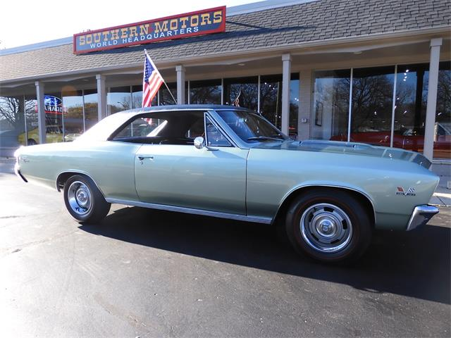 1967 Chevrolet Chevelle SS (CC-1421472) for sale in Clarkston, Michigan