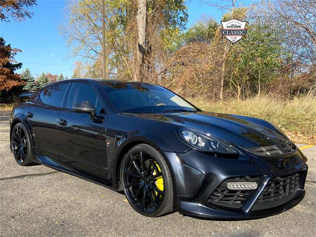 2012 Porsche Panamera (CC-1421475) for sale in Milford, Michigan