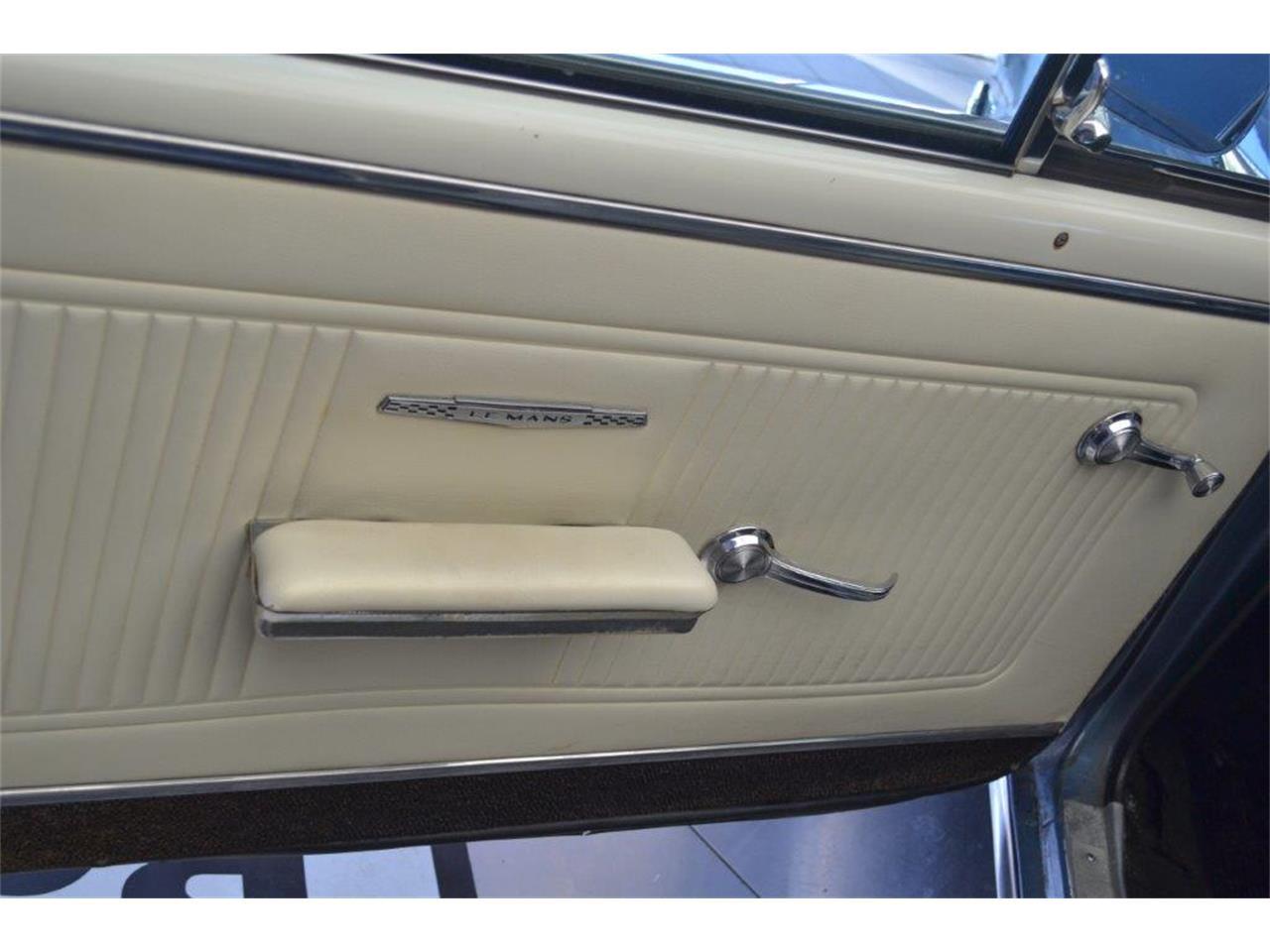 1966 Pontiac LeMans (CC-1421476) for sale in mansfield, Ohio