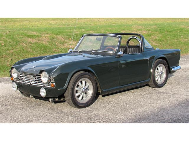 1963 Triumph TR4 (CC-1421487) for sale in WASHINGTON, Missouri