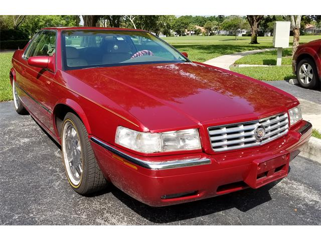 1998 Cadillac Eldorado (CC-1421491) for sale in Boca Raton, Florida