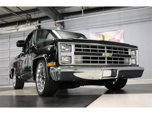1985 Chevrolet Silverado (CC-1421492) for sale in Lillington, North Carolina