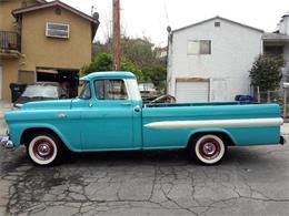 1958 GMC 100 (CC-1420151) for sale in Los Angeles, California