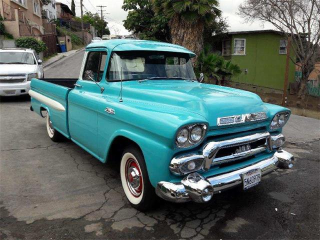 1958 GMC 100 (CC-1420151) for sale in Los Angeles, California