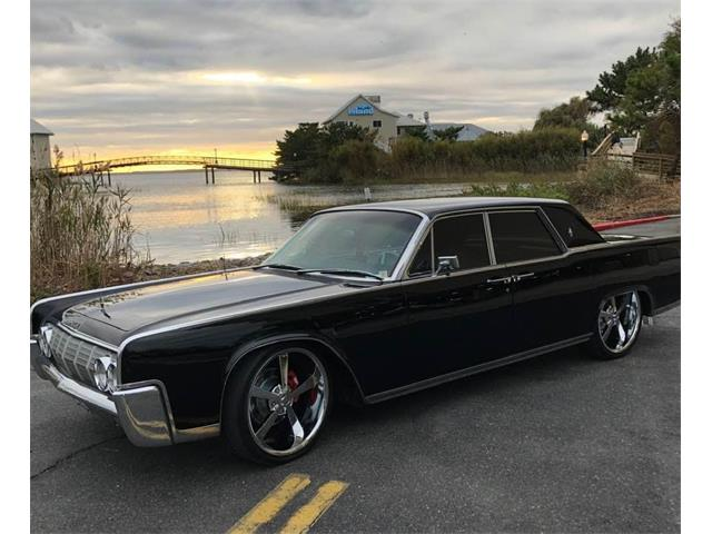 1964 Lincoln Continental (CC-1421514) for sale in Mechanicsville , Maryland