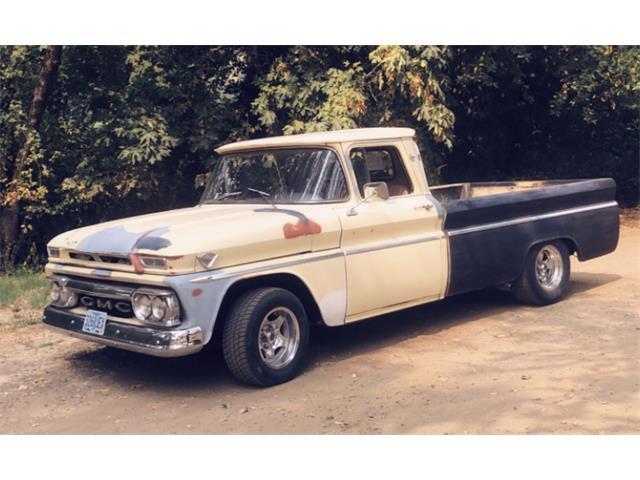 1962 GMC 1/2 Ton Pickup (CC-1421515) for sale in Roseburg, Oregon