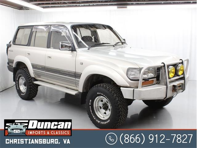 1991 Toyota Land Cruiser FJ (CC-1421525) for sale in Christiansburg, Virginia