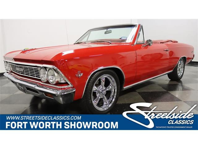 1966 Chevrolet Chevelle (CC-1421526) for sale in Ft Worth, Texas