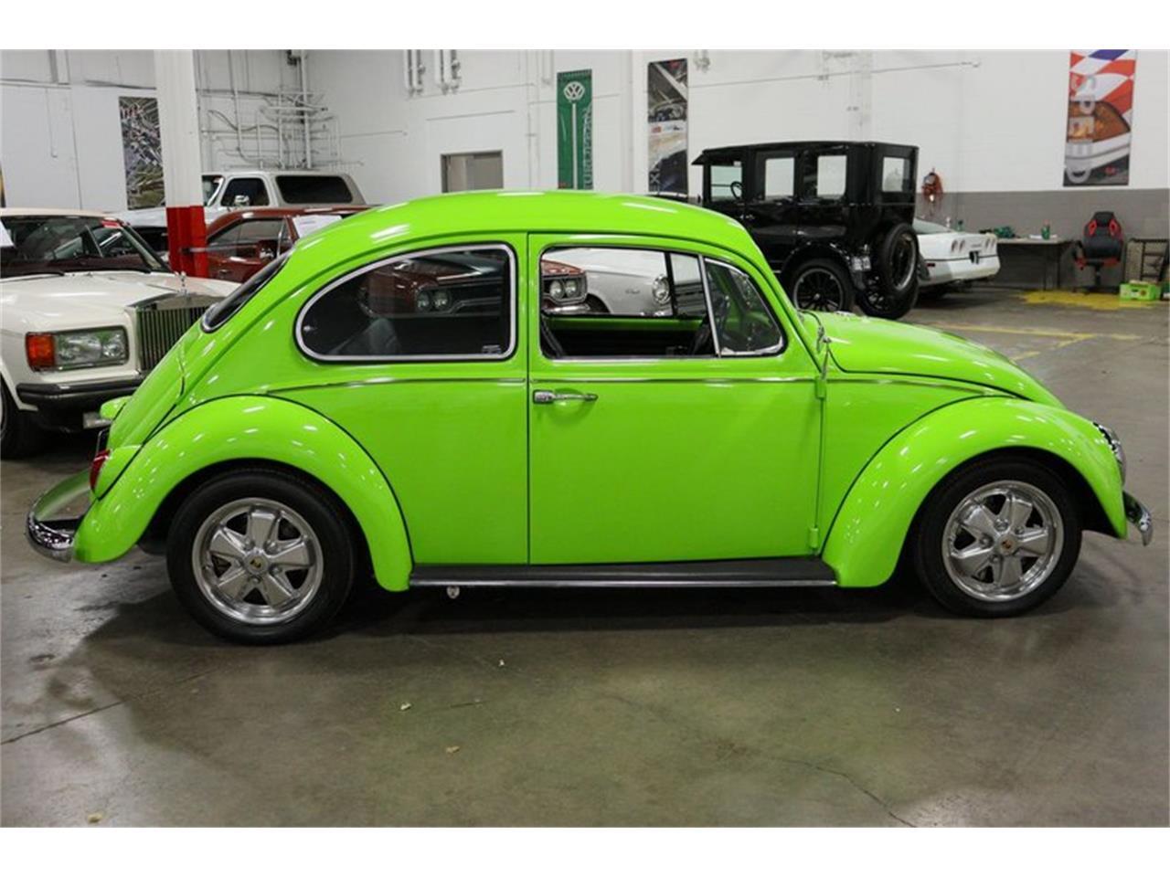 1967 Volkswagen Beetle (CC-1421528) for sale in Kentwood, Michigan