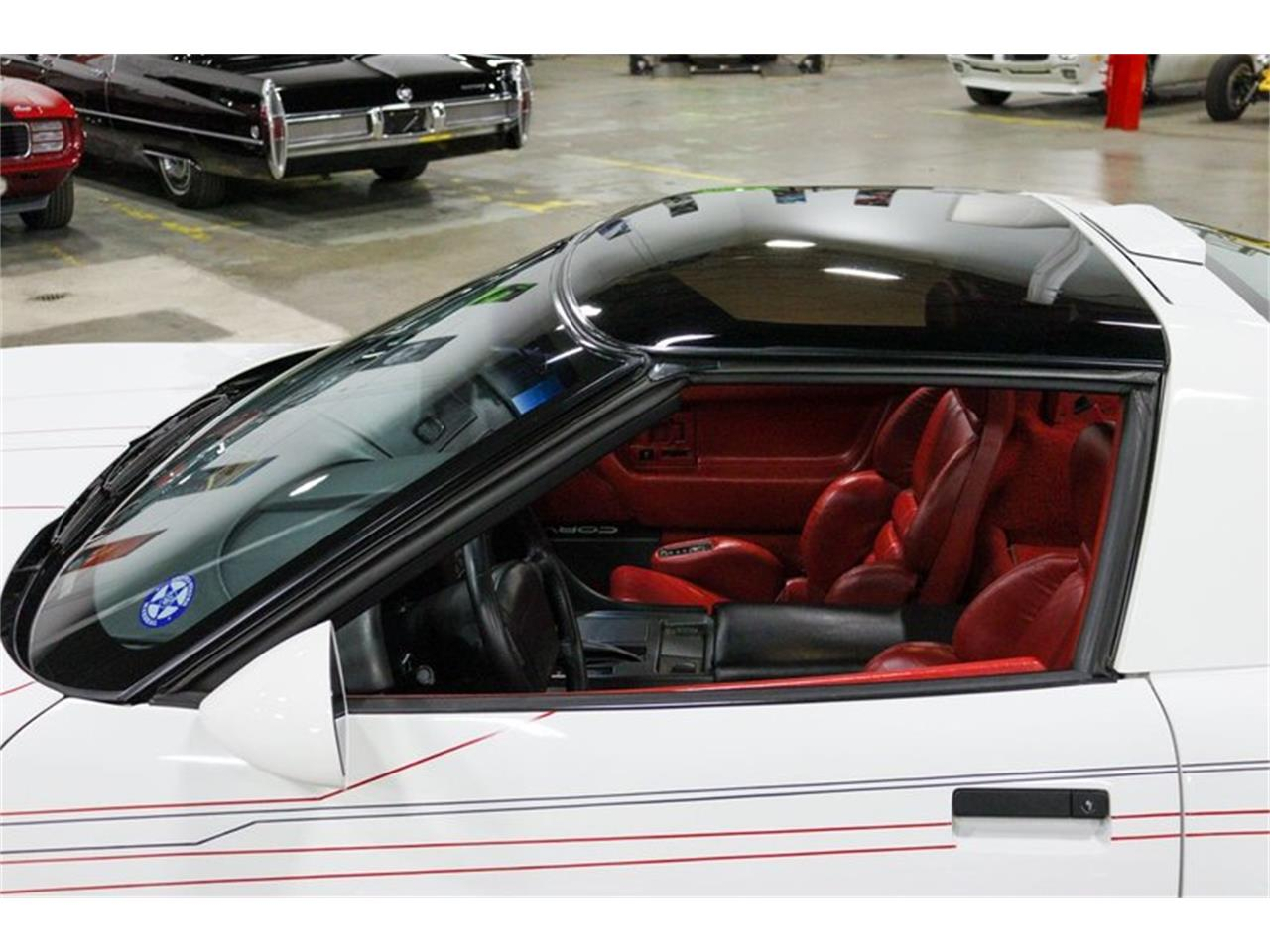 1990 Chevrolet Corvette (CC-1421531) for sale in Kentwood, Michigan