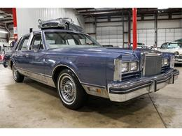 1984 Lincoln Town Car (CC-1421535) for sale in Kentwood, Michigan