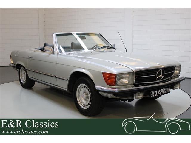 1971 Mercedes-Benz 350SL