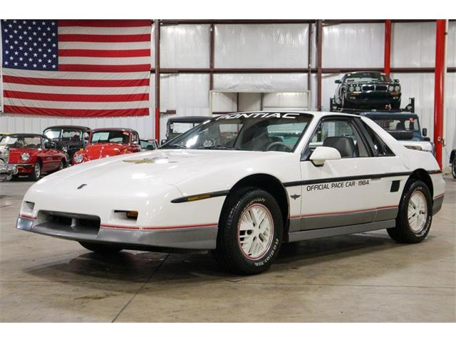 1984 Pontiac Fiero (CC-1421551) for sale in Kentwood, Michigan