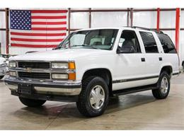 1996 Chevrolet Tahoe (CC-1421556) for sale in Kentwood, Michigan