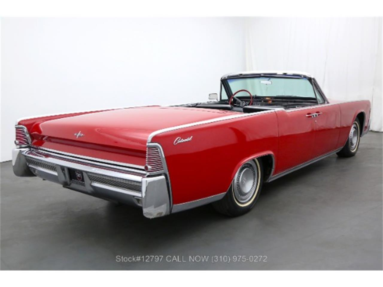 1965 Lincoln Continental (CC-1421563) for sale in Beverly Hills, California