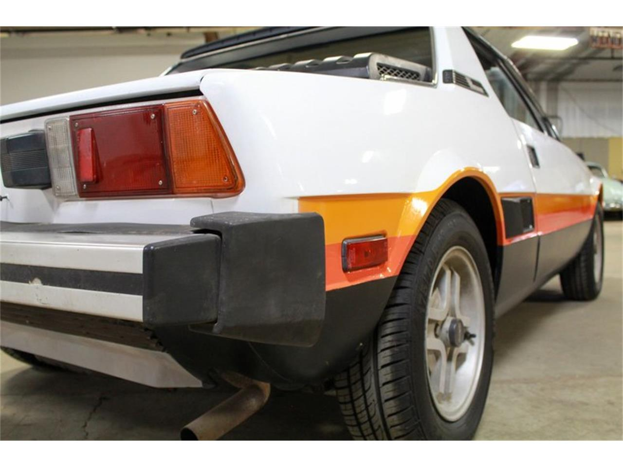 1980 Fiat X1/9 (CC-1421570) for sale in Kentwood, Michigan