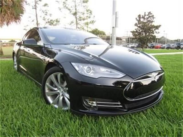 2014 Tesla Model S (CC-1421575) for sale in Punta Gorda, Florida